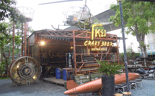 バンコクのチャーンチュイのバー