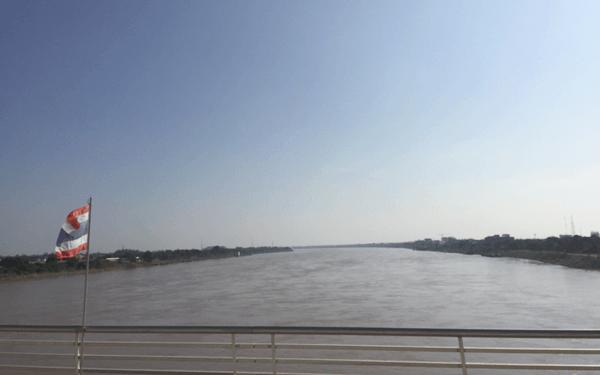 タイラオス友好橋