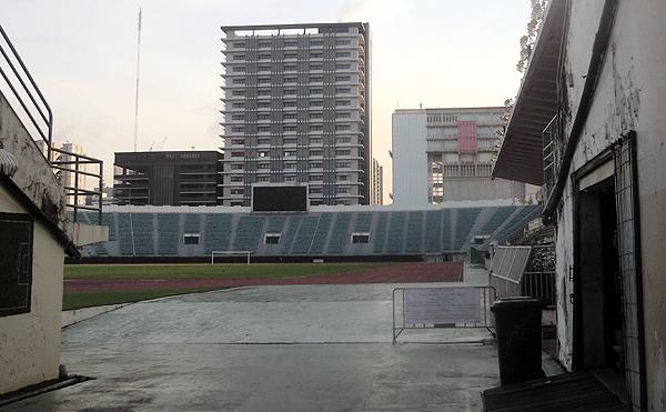 バンコクのスパチャラサイ・スタジアム