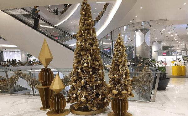 アイコンサイアムのクリスマス
