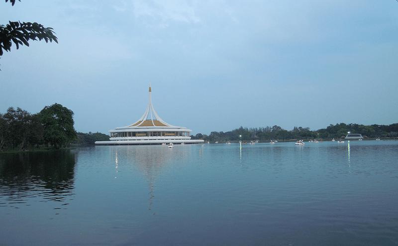 バンコクのRama9世公園