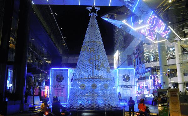 サイアムディスカバリーのクリスマス