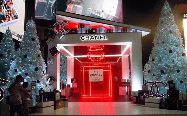 サイアムパラゴンのクリスマス