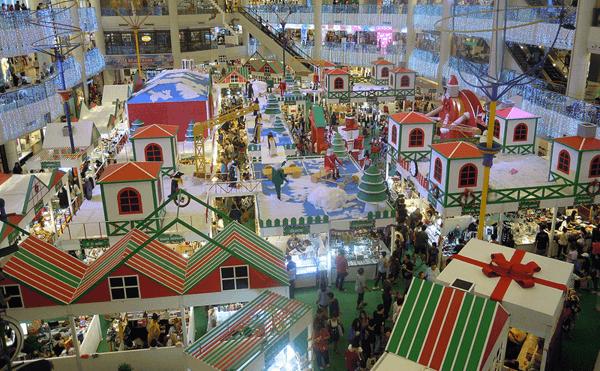 バンコク2018シーコンのクリスマス