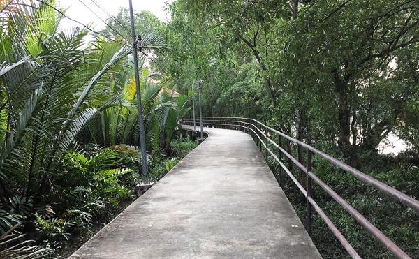 プラサムット・チューディー要塞島