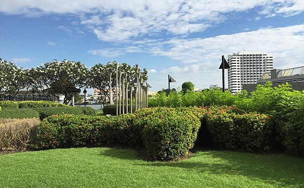 バンコクのラマ8世公園