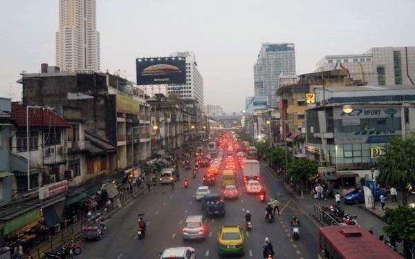 バンコクのプラトゥーナム