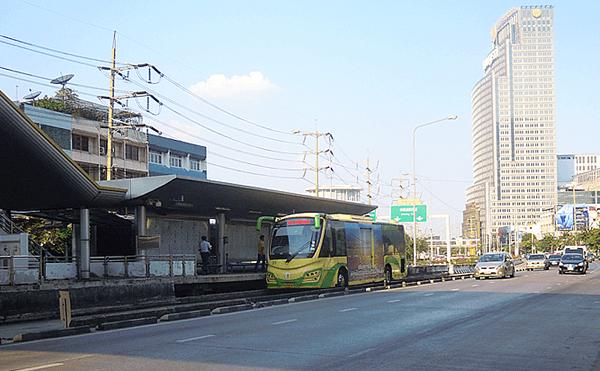 バンコクBLT ワットダン駅