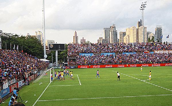 バンコクのPATスタジアム