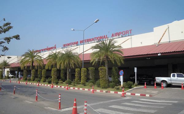ウドンターニ国際空港