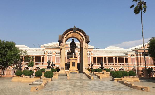 バンコクサランロム宮殿