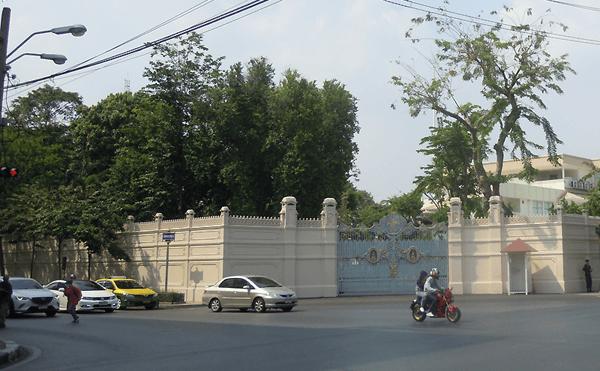 バンコクのスコタイ宮殿