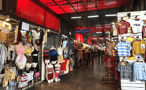 バンコクバンカピ、タワナー市場
