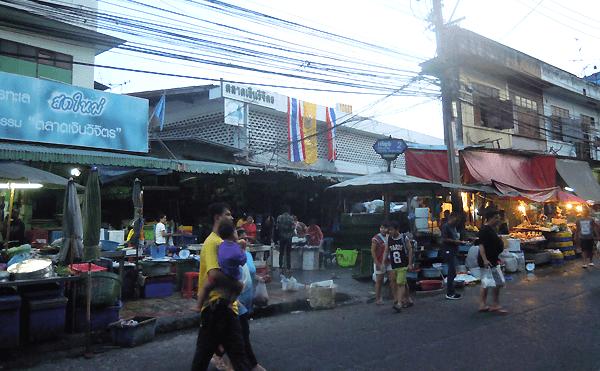 ウォンウェン・ヤイ市場