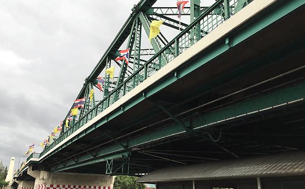 メモリアルブリッジ