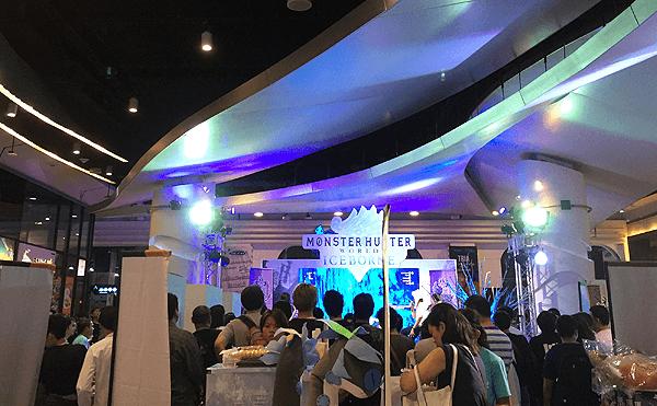 バンコクでモンハン・アイスボーンのイベント