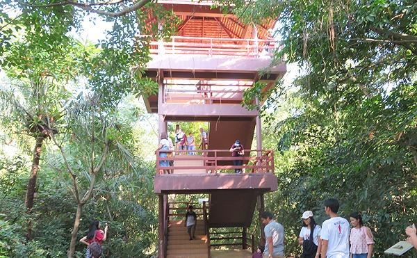 バーンカチャオ自然保護地区