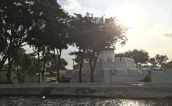 バンコクのマハカーン砦