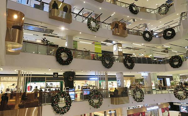 チットロムのクリスマス