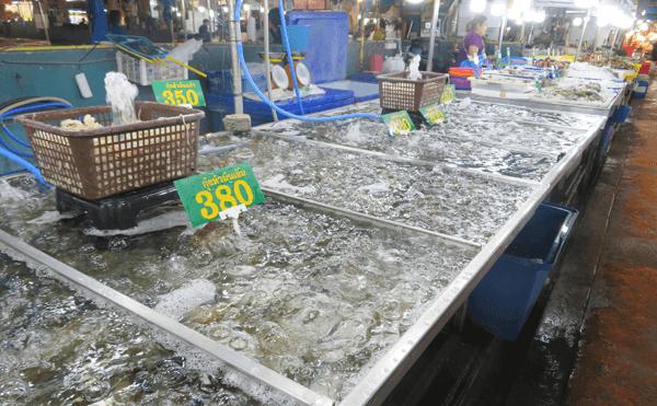 マハチャイ・ムアンマイ市場