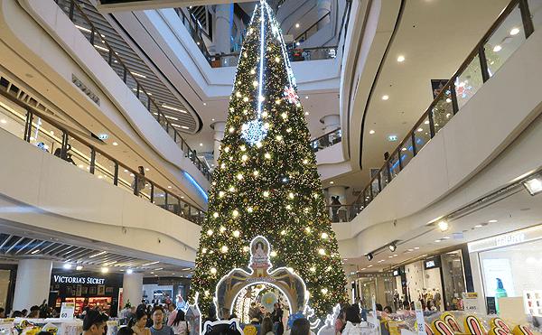 Rama9セントラルクリスマス