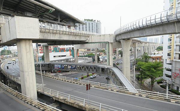 MRTタープラ駅