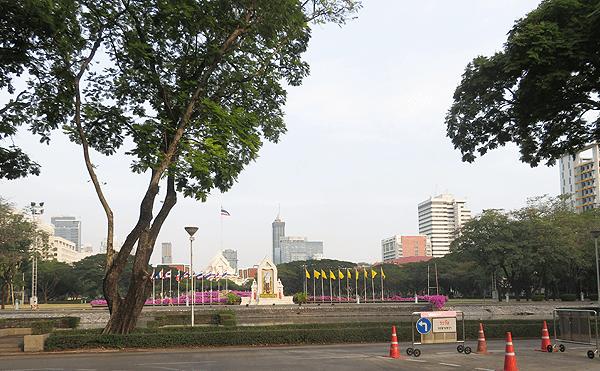 バンコクのチュラロンコン大学