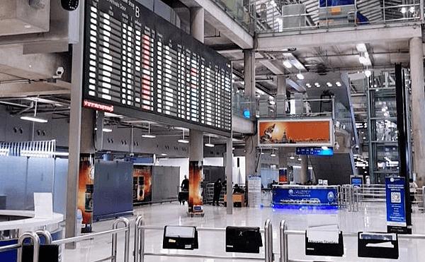 タイスワンナプーム空港