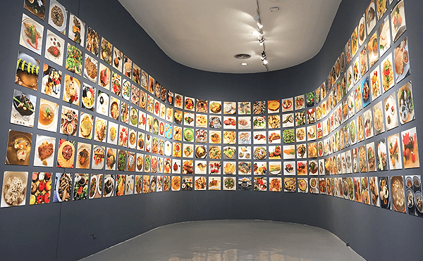 バンコクサイアムの芸術文化センター