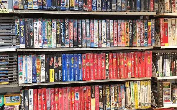バンコクMBKゲーム屋