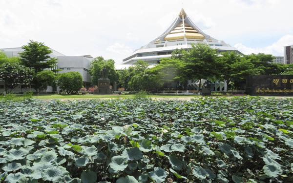 バンコクの大学