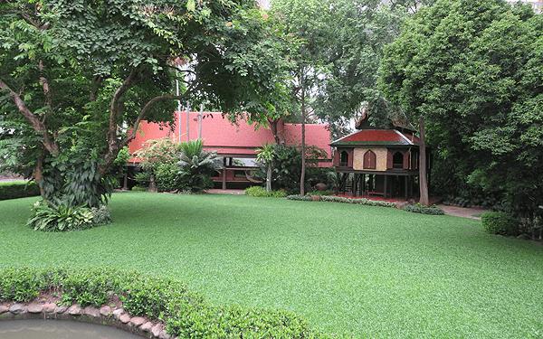 バンコクのスワンパッカード宮殿
