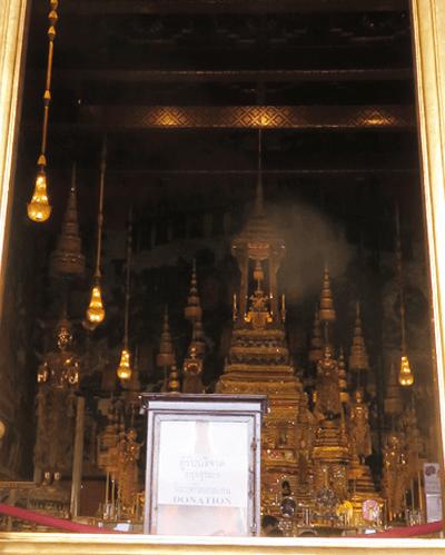 バンコク王宮、ワットプラケオ