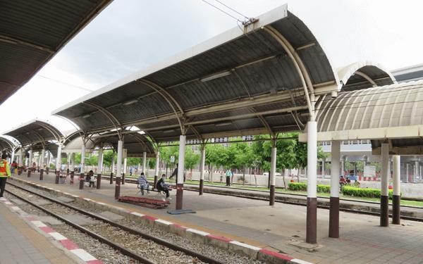 バンコクバンスー駅