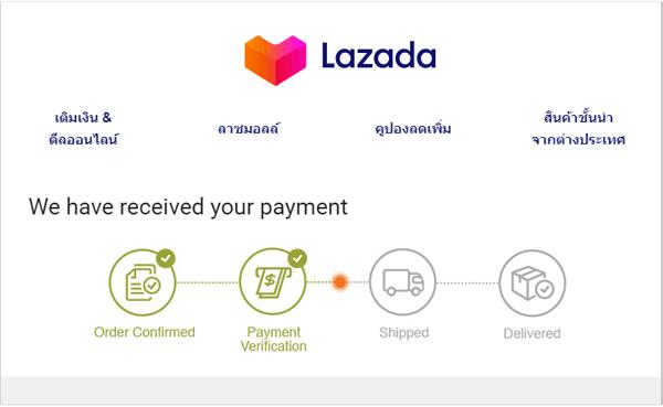 タイのLazada
