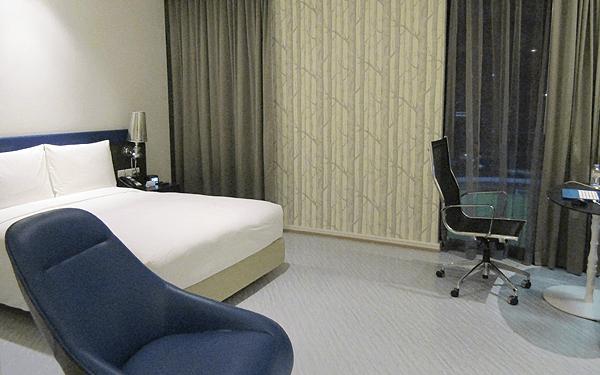 バンコクのASQホテル