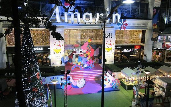 2020バンコクのクリスマス