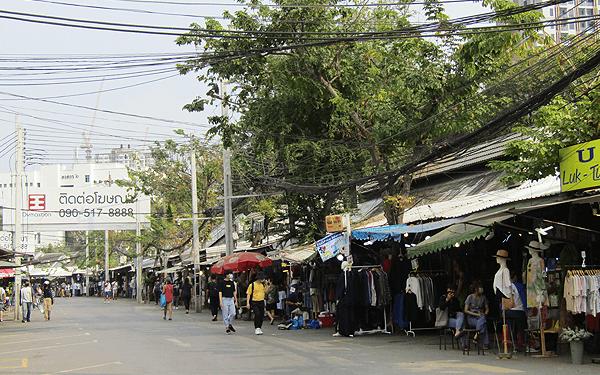 バンコクのチャットチャックパーク
