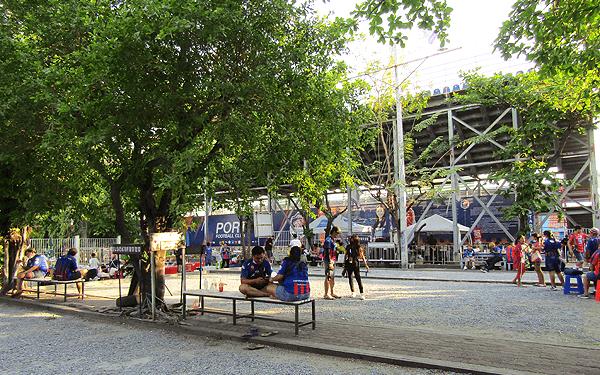バンコクタイリーグのPATスタジアム