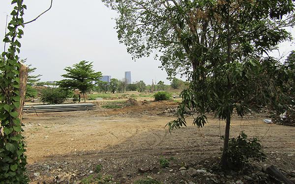バンコクのベンジャキティ公園