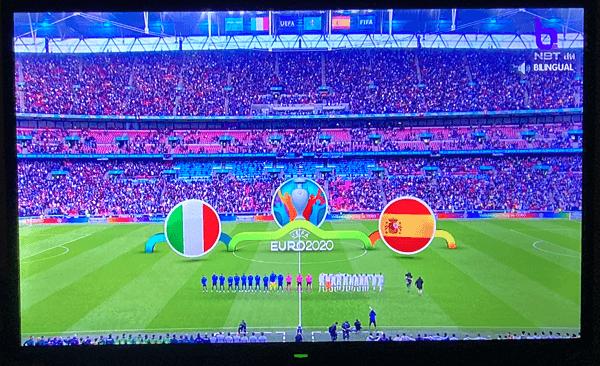 EURO2020決勝トーナメント