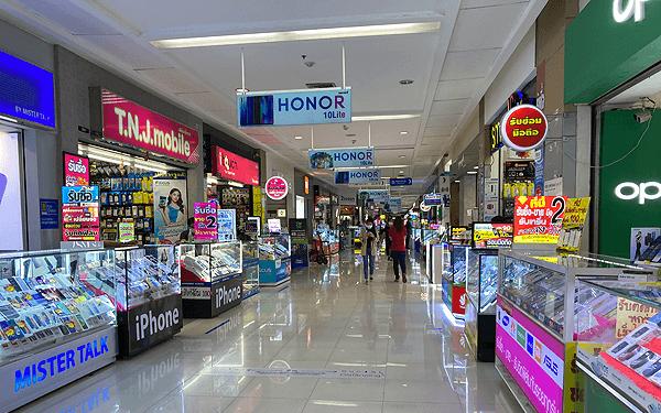 バンコクRama9のフォーチュンタウン