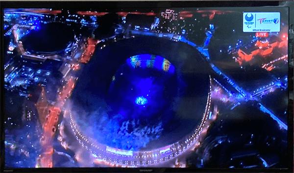2020パラリンピック閉会式