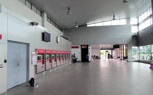 バンコクSRTレッドラインタリンチャン駅